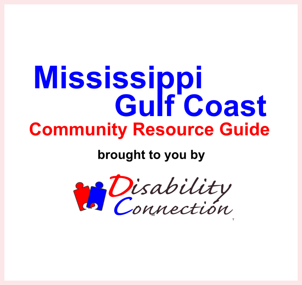 DC Community Resource Guide Logo