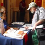 Veterans' Job Fair Booth
