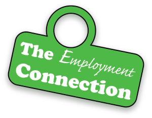 DC The Employment Connection Logo Green